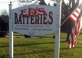 Ed's Batteries